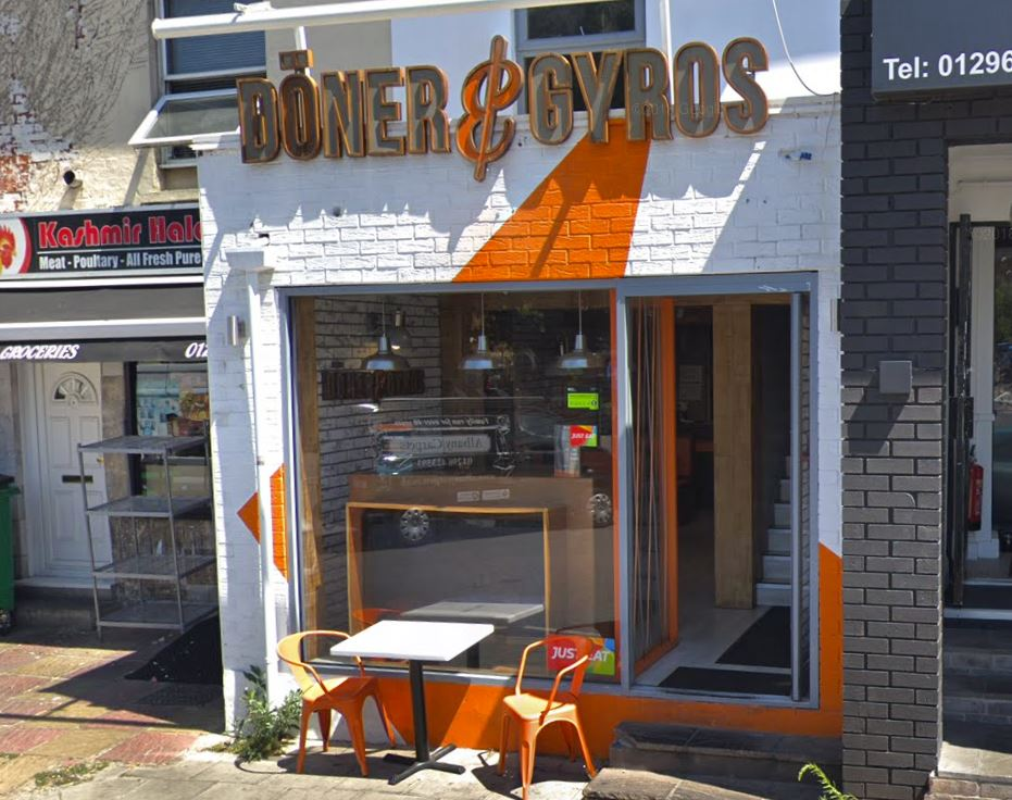 Kebab shop Doner and Gyros plan to open in Oxford