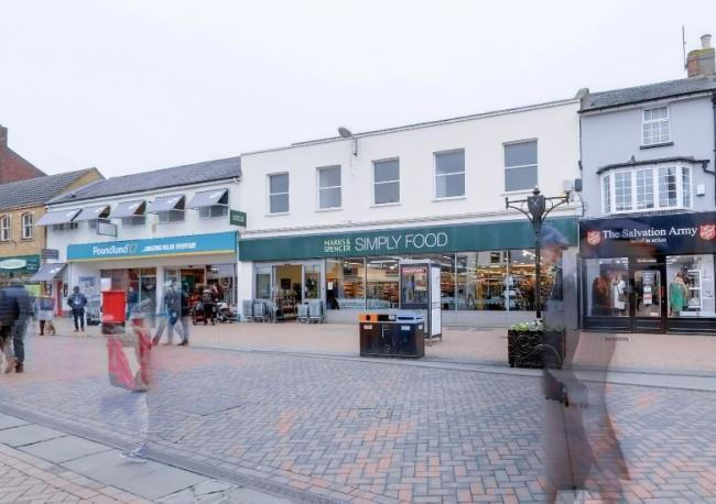 Marks and Spencer Sheep Street in Bicester. picture Google Maps