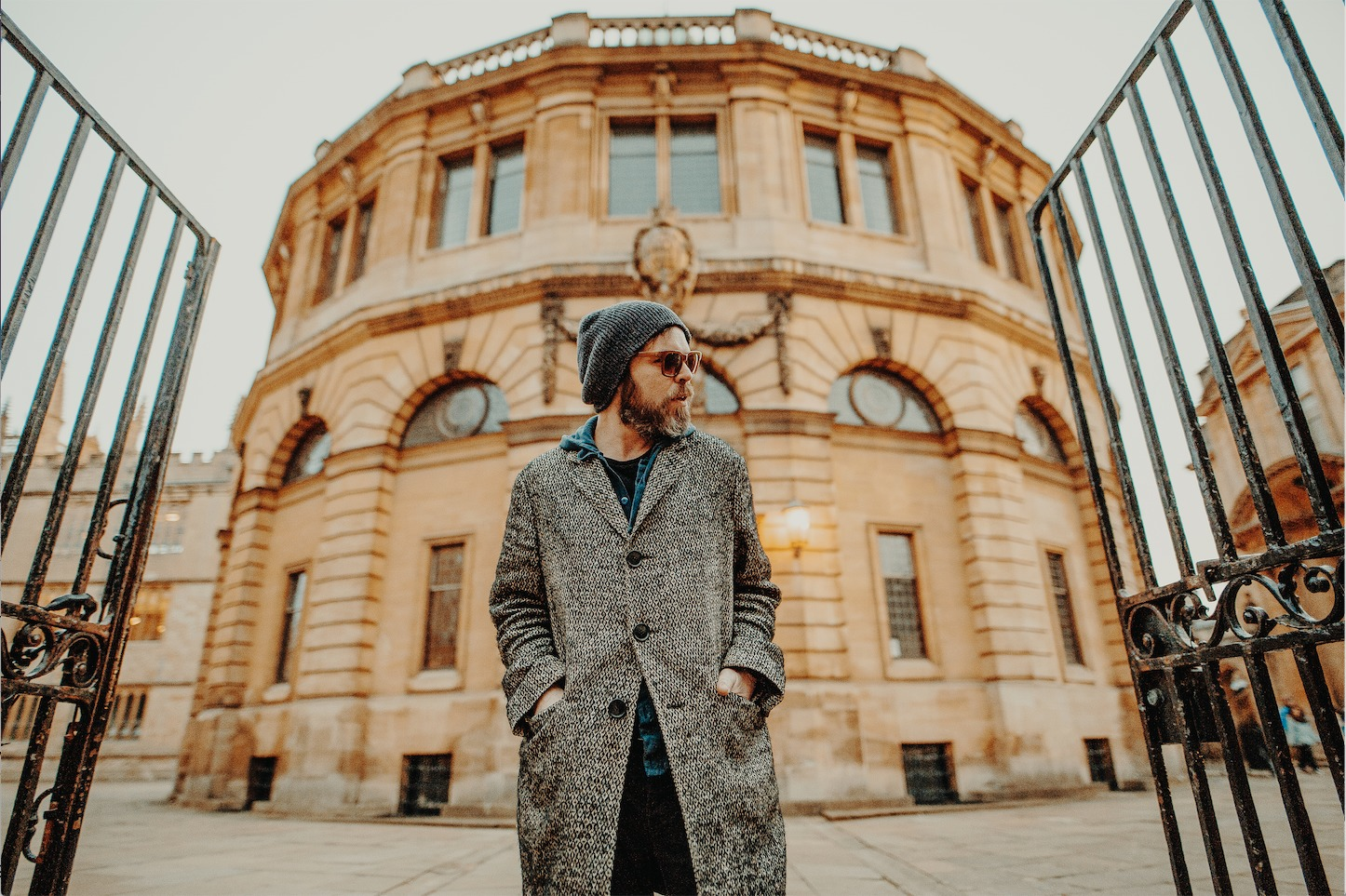 Gaz Coombes will celebrate 350th Oxford's Sheldonian Theatre's 350 years with charity gig