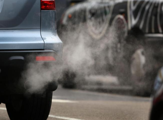 Exhaust fumes are responsible for a large proportion of air pollution in Oxford. Picture: Peter Macdiarmid/Getty Images
