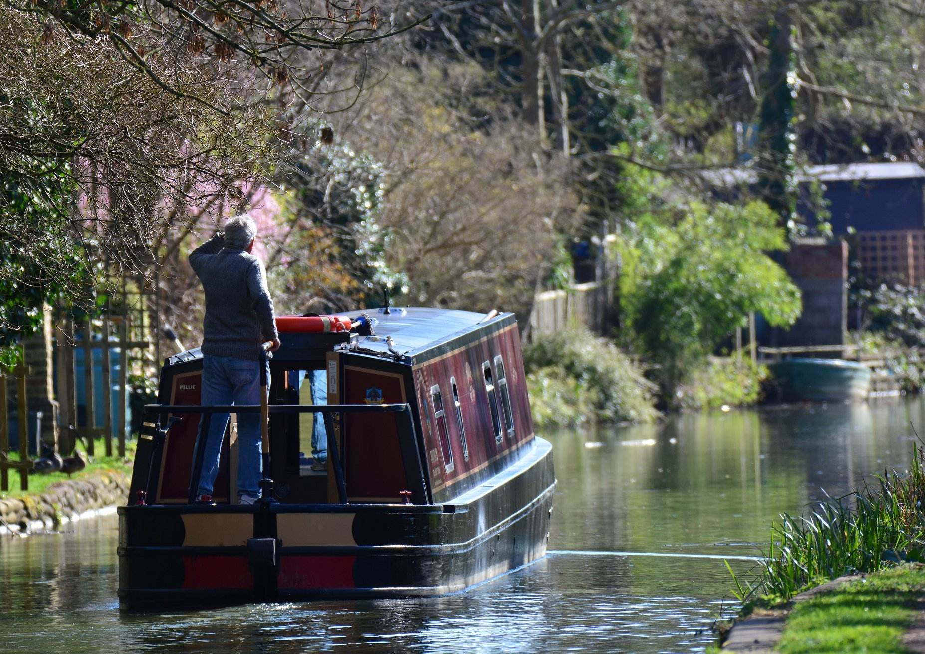 Oxford Canal improvements: £400,000 project will help wildlife