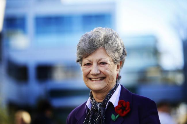 Dame Fiona Caldicott retires from Oxford University Hospitals