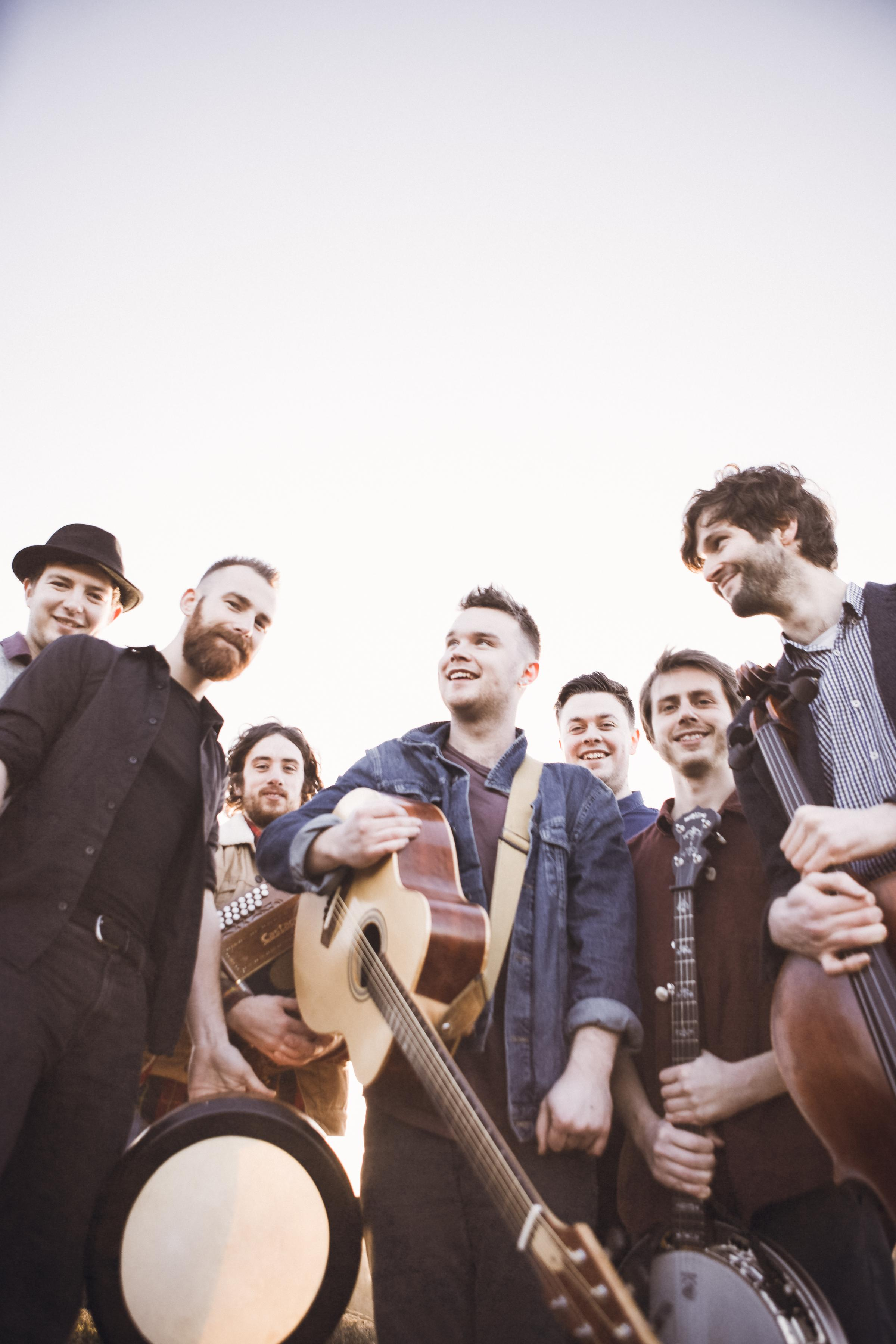 Dorchester Festival: Sam Kelly & The Lost Boys / Jackie Oates
