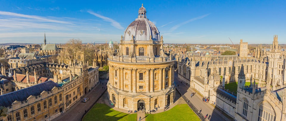 Oxford University's Radcliffe Camera (stock image)