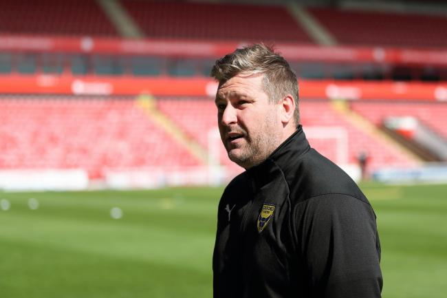 Karl Robinson admits Oxford United have been priced out of a move for Scottish defender Stuart Findlay