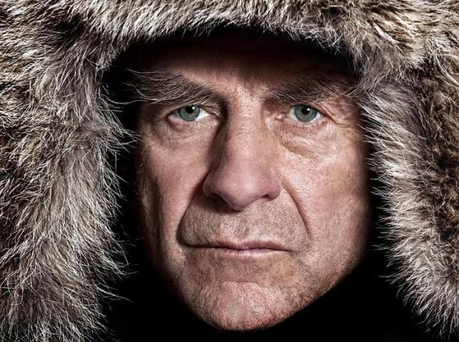 Sir Ranulph Fiennes advices Planet IT staff on how to overcome challenges