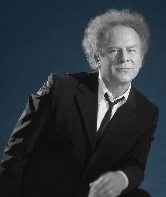 Singing legend: Art Garfunkel