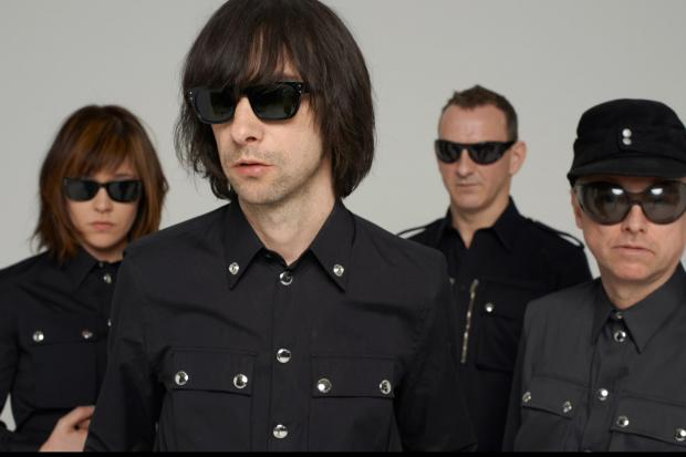 Rocks Off: Bobby Gillespie and Primal Scream are heading to Cowley Road