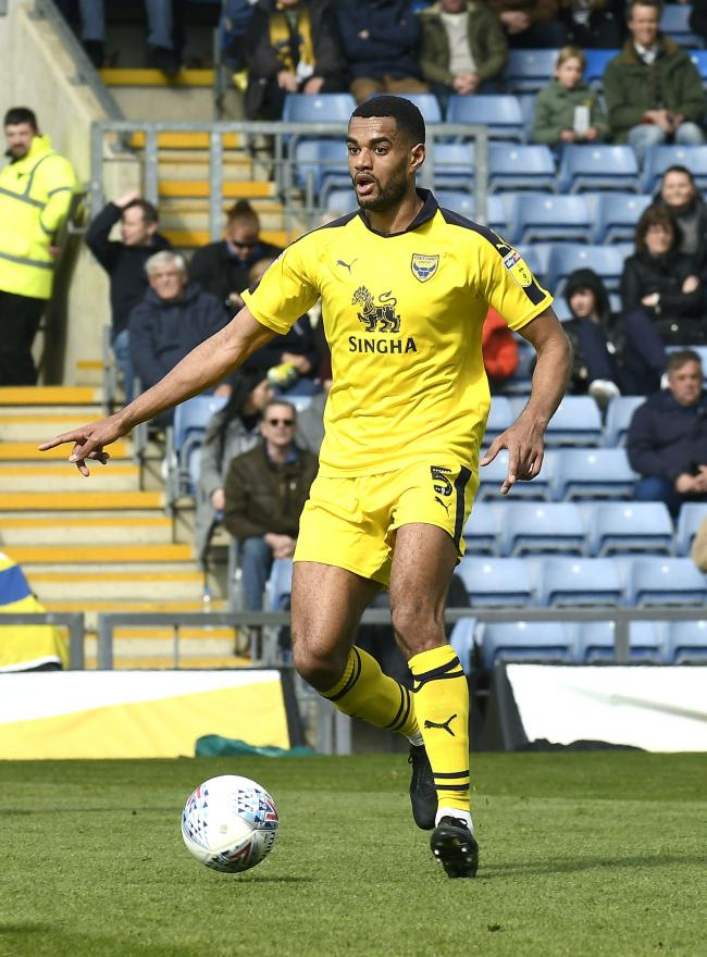 Curtis Nelson has made 120 appearances for United    Pictures: David Fleming