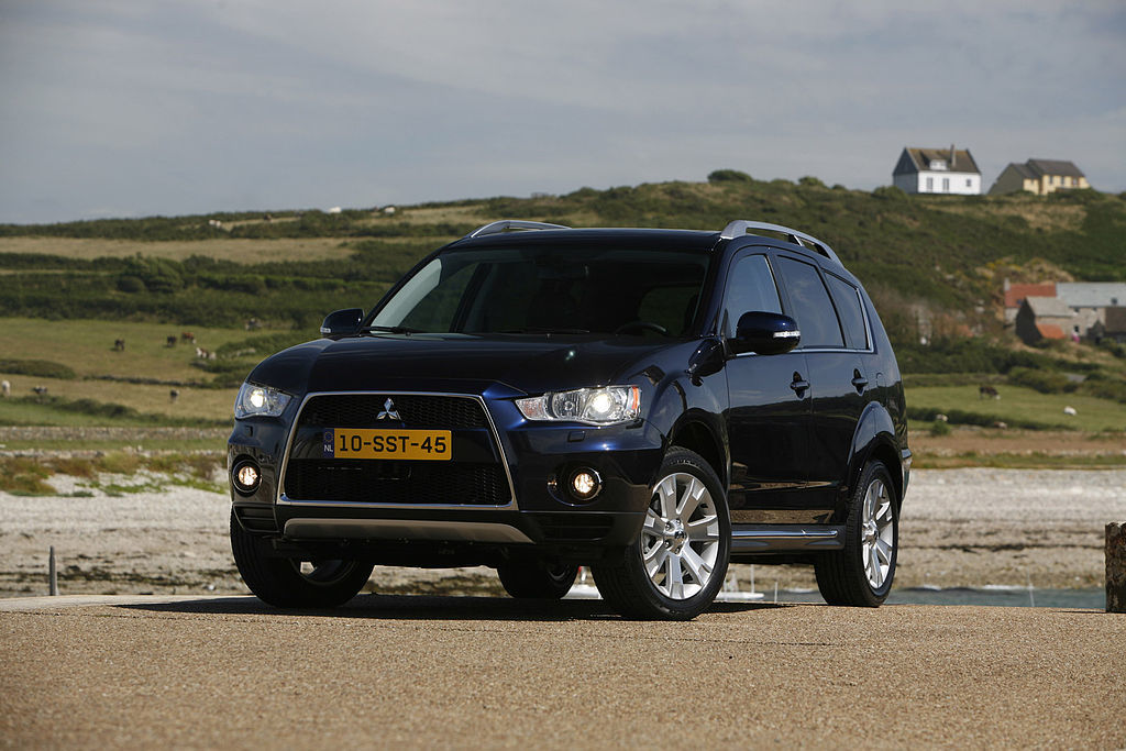 Mitsubishi Outlander. Stock image via Wikimedia Commons