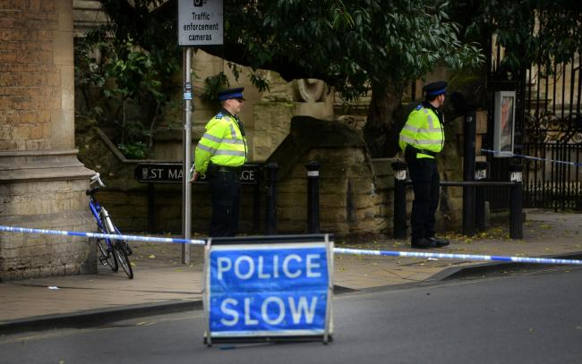 Oxford most dangerous streets - EVERY road mapped for crime
