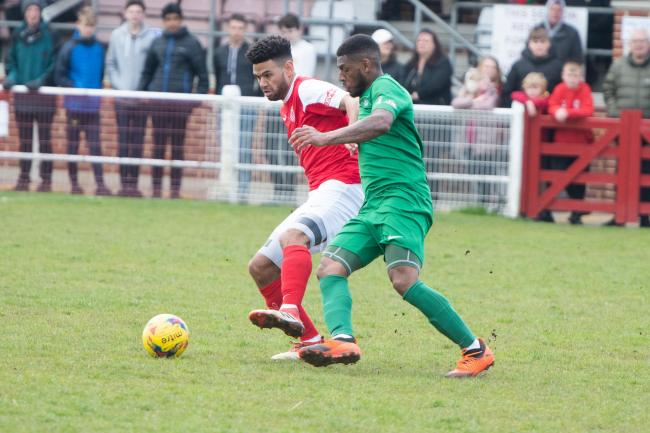 Kidlington also drew on Saturday, against Didcot Town  Picture: Richard Cave