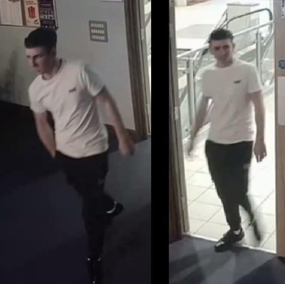 The CCTV image released by Thames Valley Police