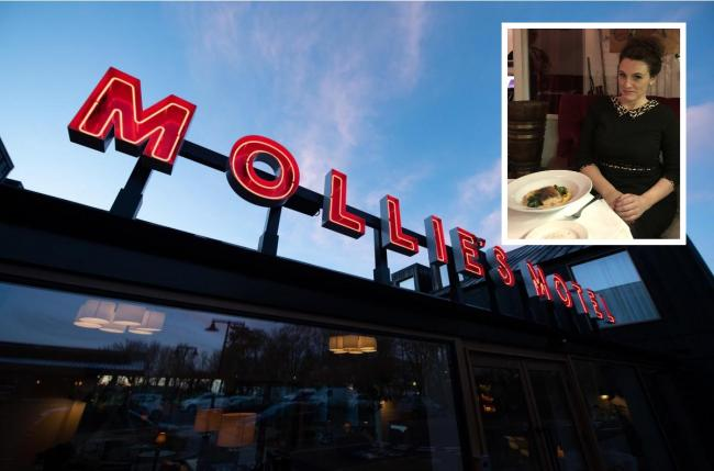 'Like being on holiday at a BP garage on the A420'; top critic takes on Mollie's