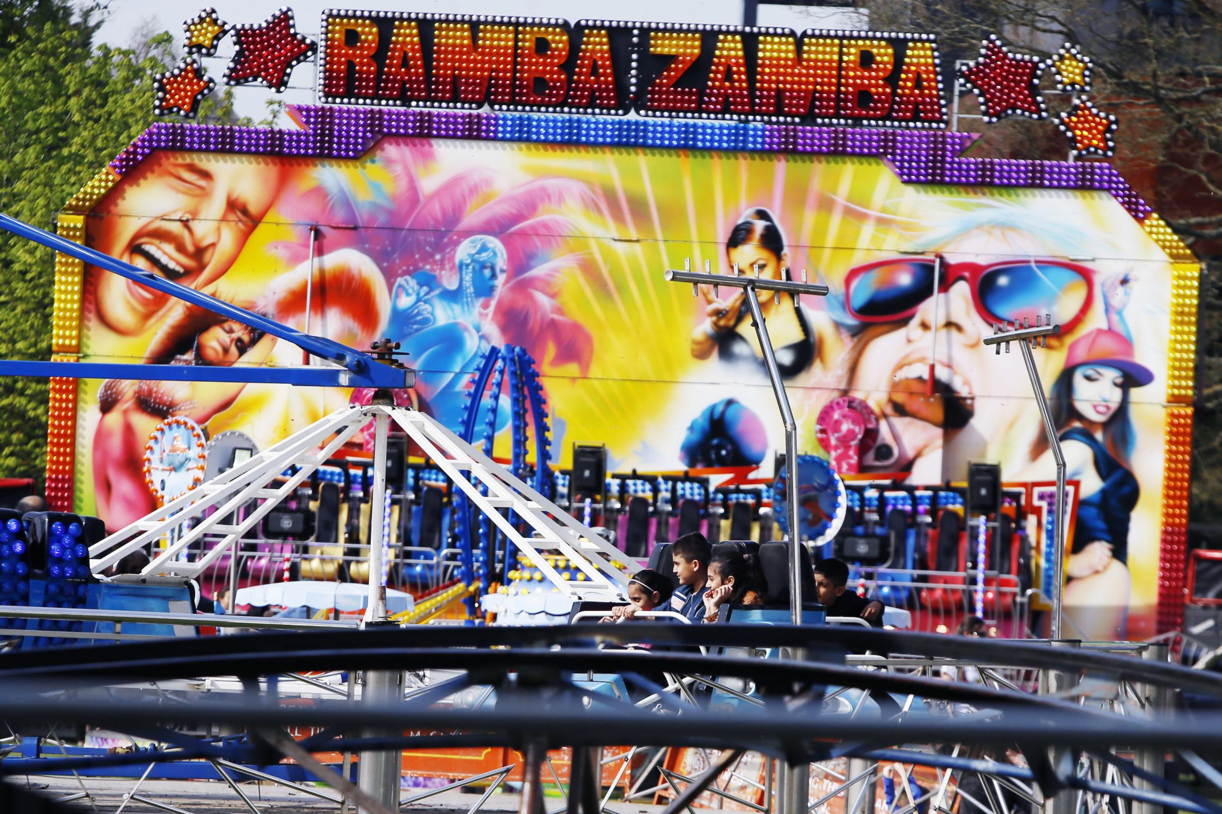 Funfair at Oxford's South Park says it is force out by new feeds