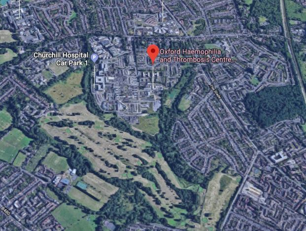 Churchill Hospital chiefs strike deal with university for 10-acre land sale