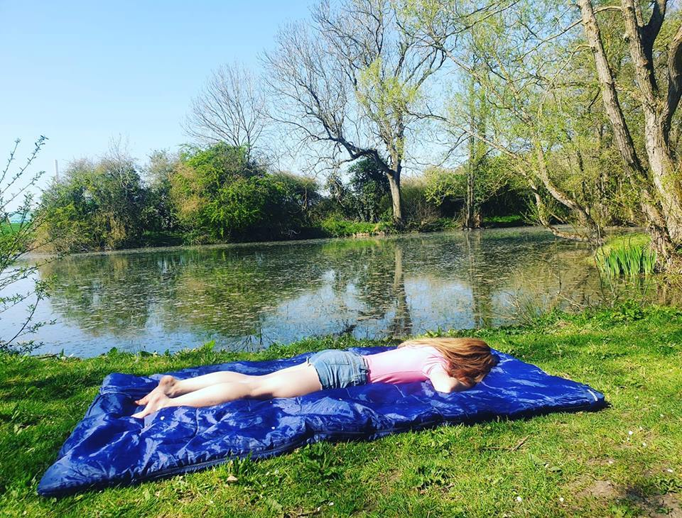 PICTURES: Sunshine in Oxfordshire over Easter weekend 2019