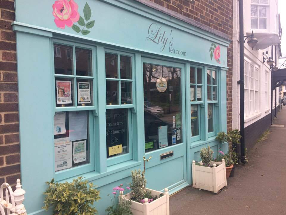 FOOD REVIEW: Lily's Tea Room, Dorchester-on-Thames