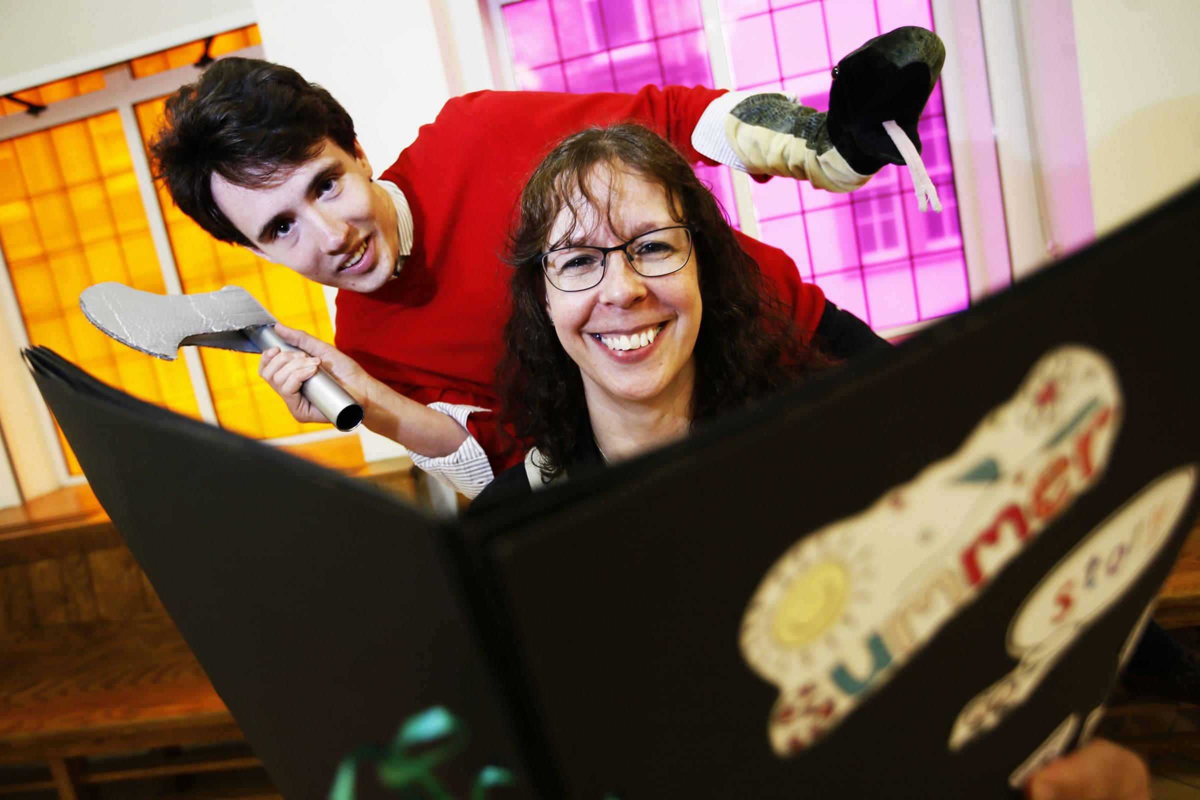 Story Museum in Oxford launches new summer story walks