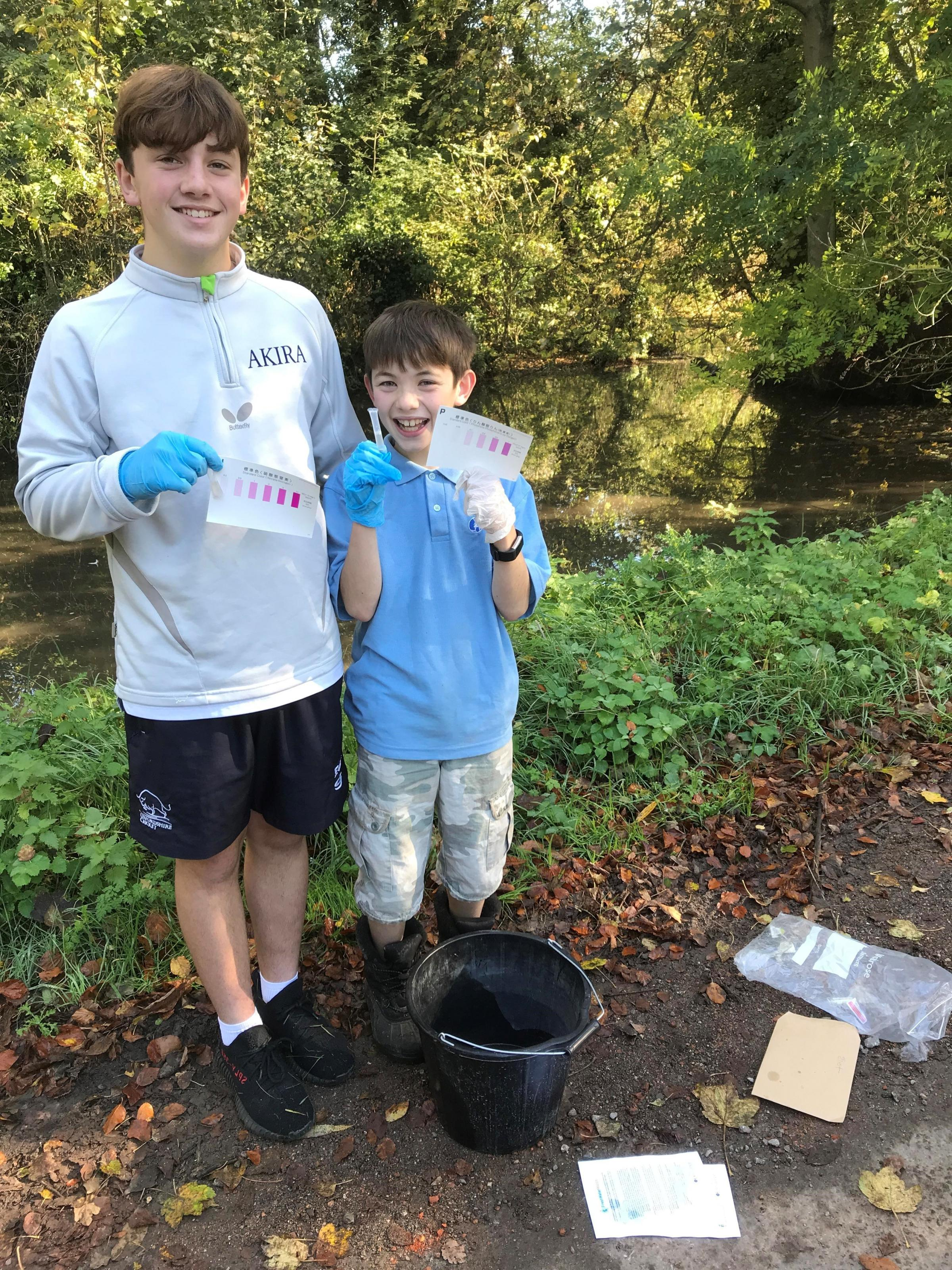 Thames WaterBlitz will test water pollution in Oxfordshire