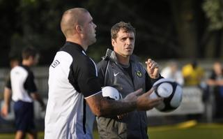 Andy Melville has returned to Oxford United as a coach on a part-time basis