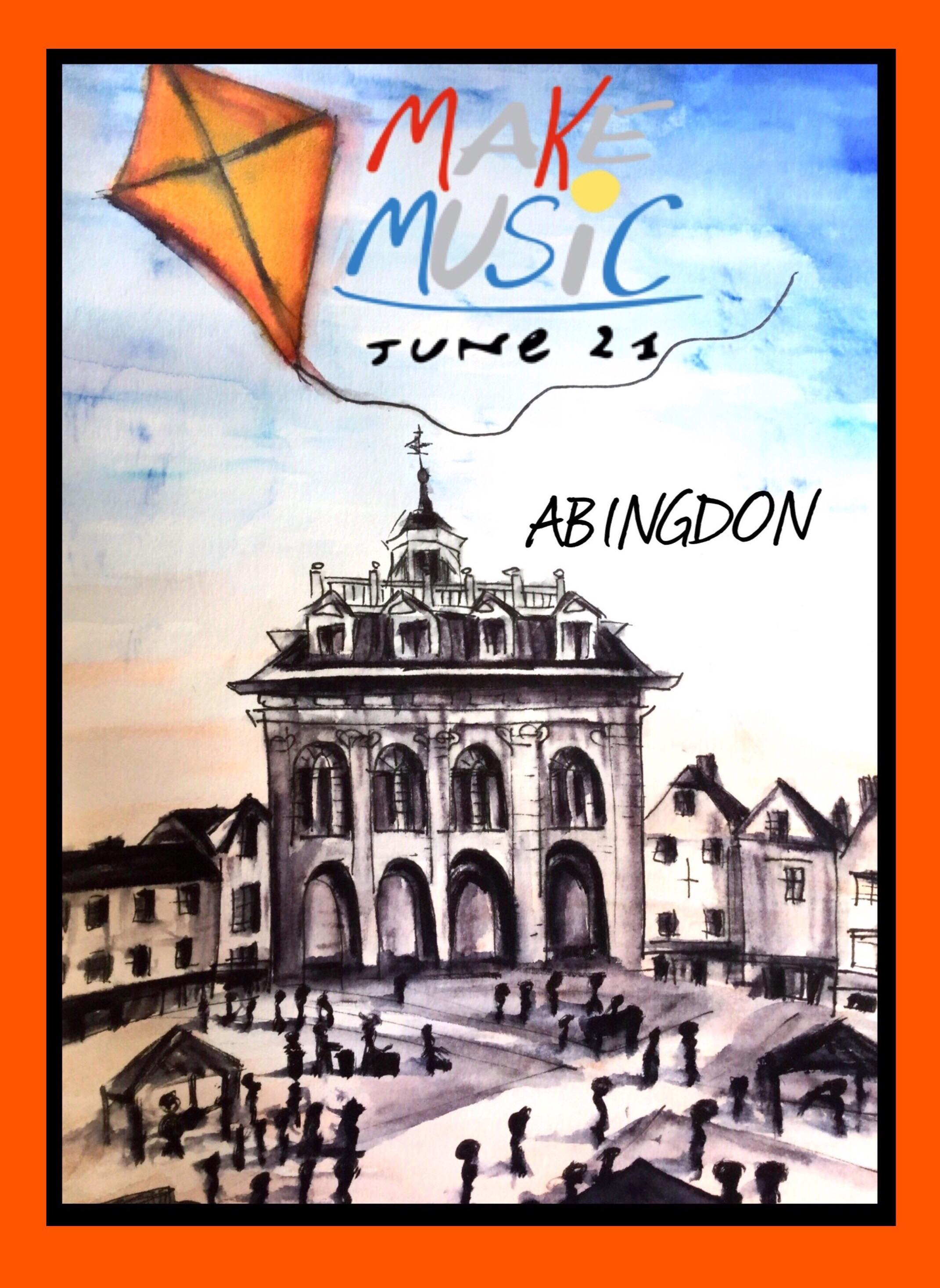 Make Music Day Abingdon