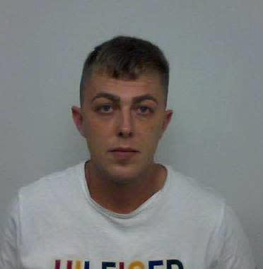 Oliver Black from Carterton was sentenced to two years imprisonment