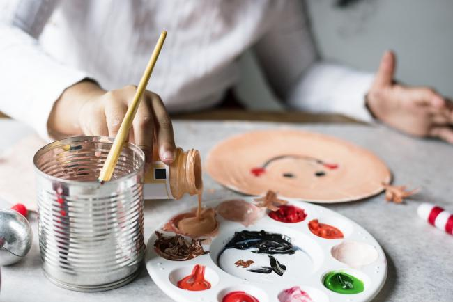 Asian Cultural Centre is holding an art workshop and Iftar this Sunday. Picture: Pixabay