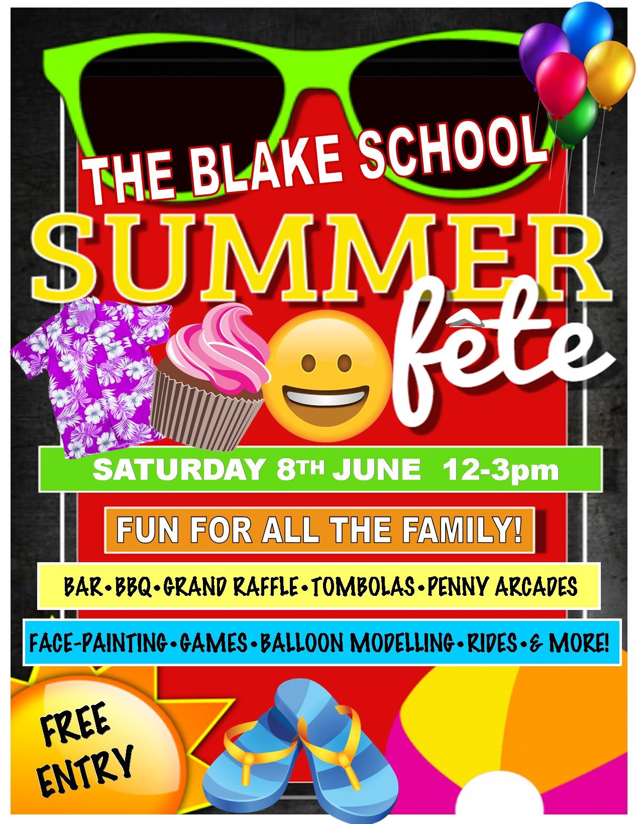 The Blake School Summer Fete