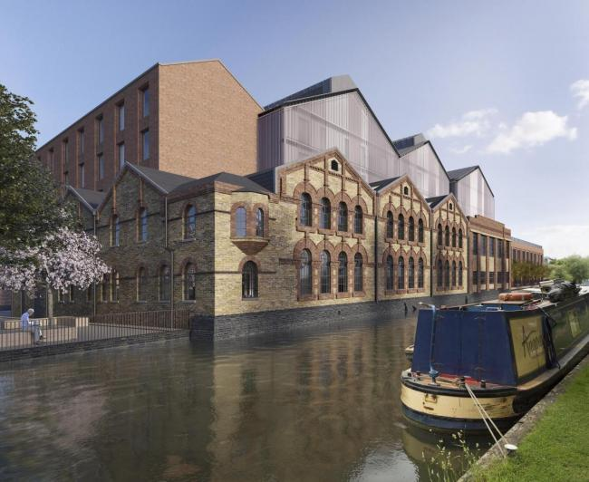 How the revamped building might look (pic: McAslan + Partners, Said Business School and Oxford University)