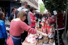 Mayfest in Little Clarendon Street Picture Ric Mellis
