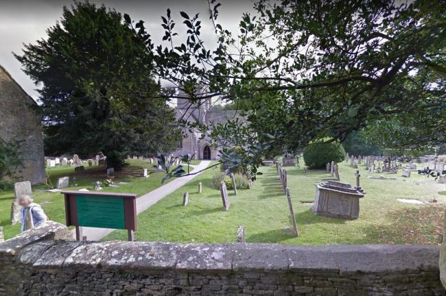 St Kenelm's Church, Minster Lovell Pic: Google Maps