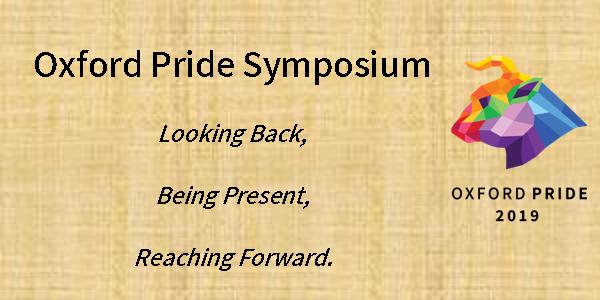 Oxford Pride Symposium