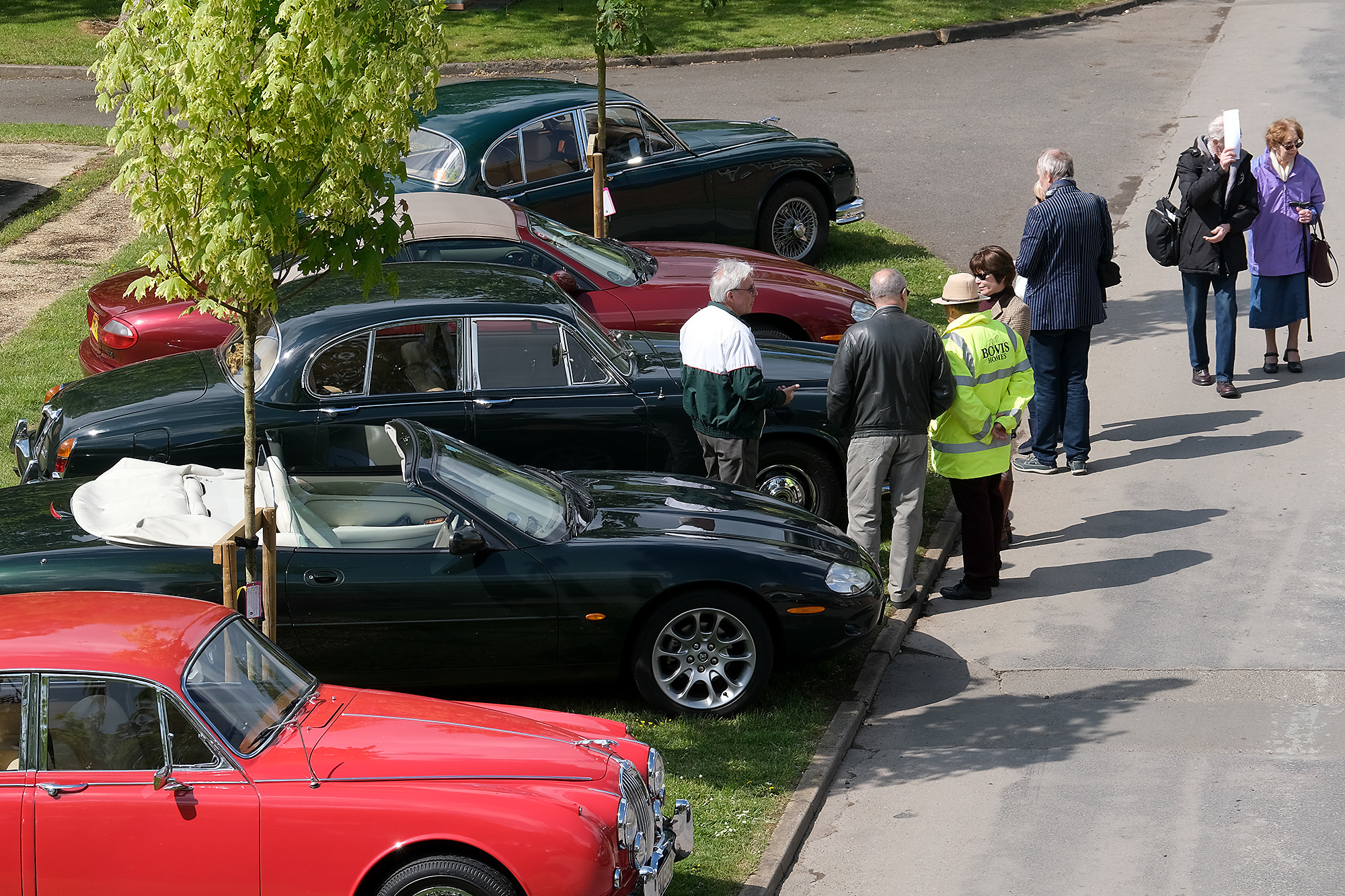 In pictures: The Jaguar Enthusiasts Club at Bicester Heritage