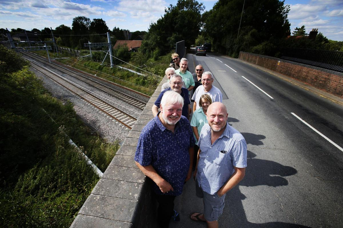 Fresh hope villagers can permanently end threat to Steventon railway bridge