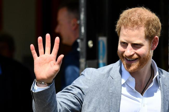 Prince Harry accepts damages over helicopter shots of Oxfordshire home