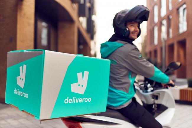 Deliveroo pledges 500,000 free meals for NHS workers