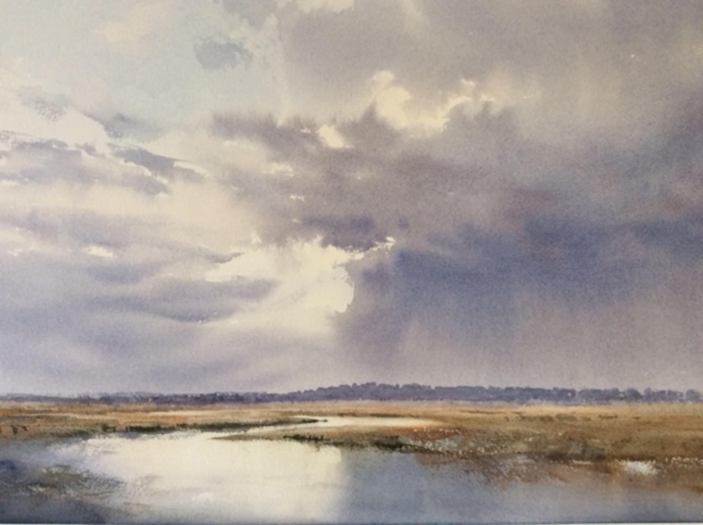 William North's Otmoor paintings exhibited in Wantage museum