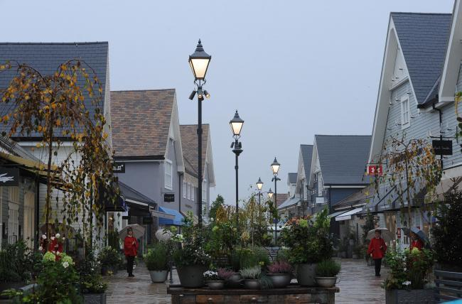 Bicester Village Picture: Oxford Mail