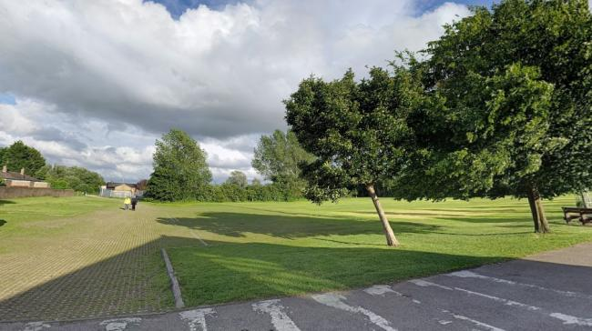 Pingle Field in Bicester. Pic: Google Maps