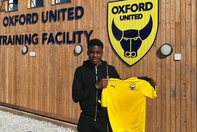 Kevin Berkoe has joined from Wolverhampton Wanderers  Picture: Oxford United FC