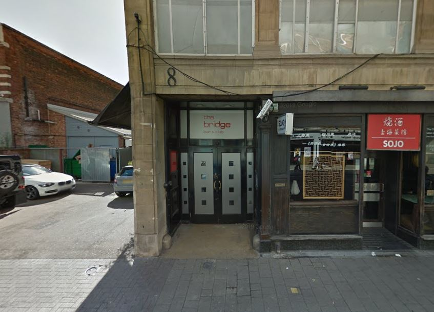 Woman attacked in George Street, Oxford, after leaving The Bridge nightclub
