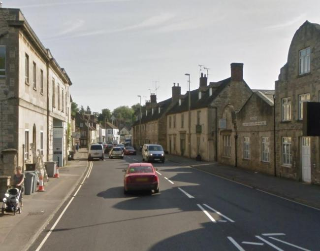 Bridge Street in Witney, which falls short of minimum air quality standards Picture: Google Maps