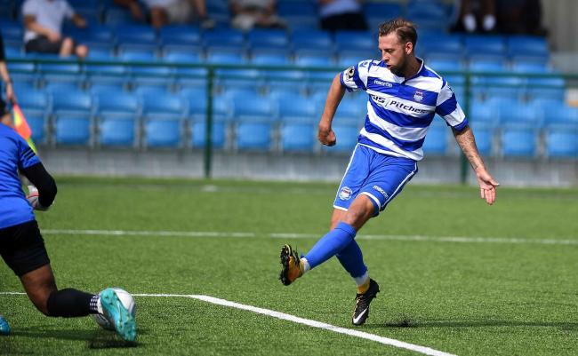 Ben Jefford has agreed to stay with Oxford City for the 2019/20 season Picture: Mike Allen