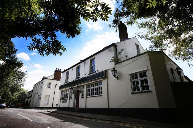 Pub will soon reopen at Osney Island site