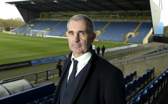 Oxford United managing director Niall McWilliams says the club can only thrive if they are in control of running their own stadium   Picture: David Fleming