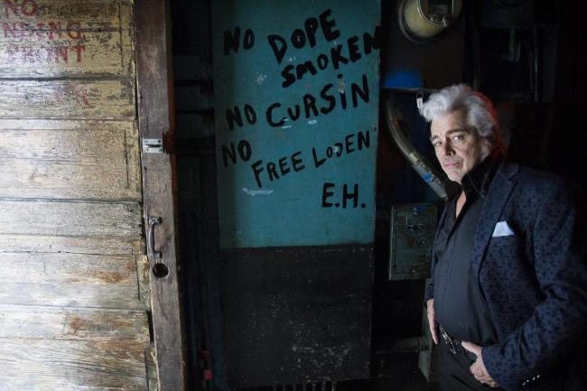 Lone star legend: Dale Watson hits town tonight... so keep the language clean