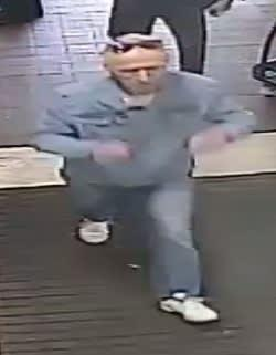The CCTV released by Thames Valley Police