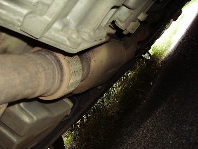 Catalytic Converter thefts on the rise in Oxford. Picture by Ballista
