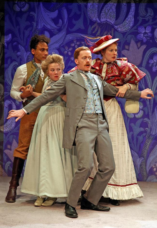 Well observed: The Importance of Bering Earnest at The Watermill